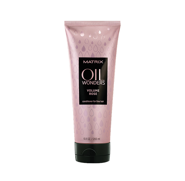 Volume Rose Shampoo, Oil Wonders